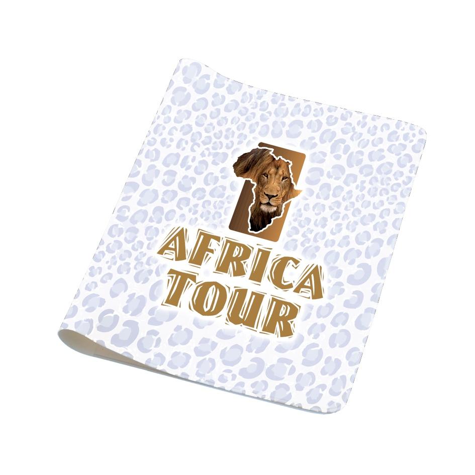 Pochette promotionnelle Touring - cadeau publicitaire voyage