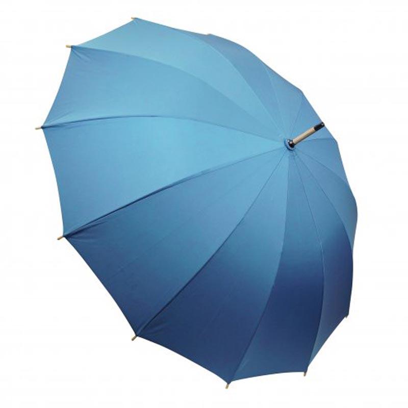 Parapluie ville CHICCITY personnalisable - bleu