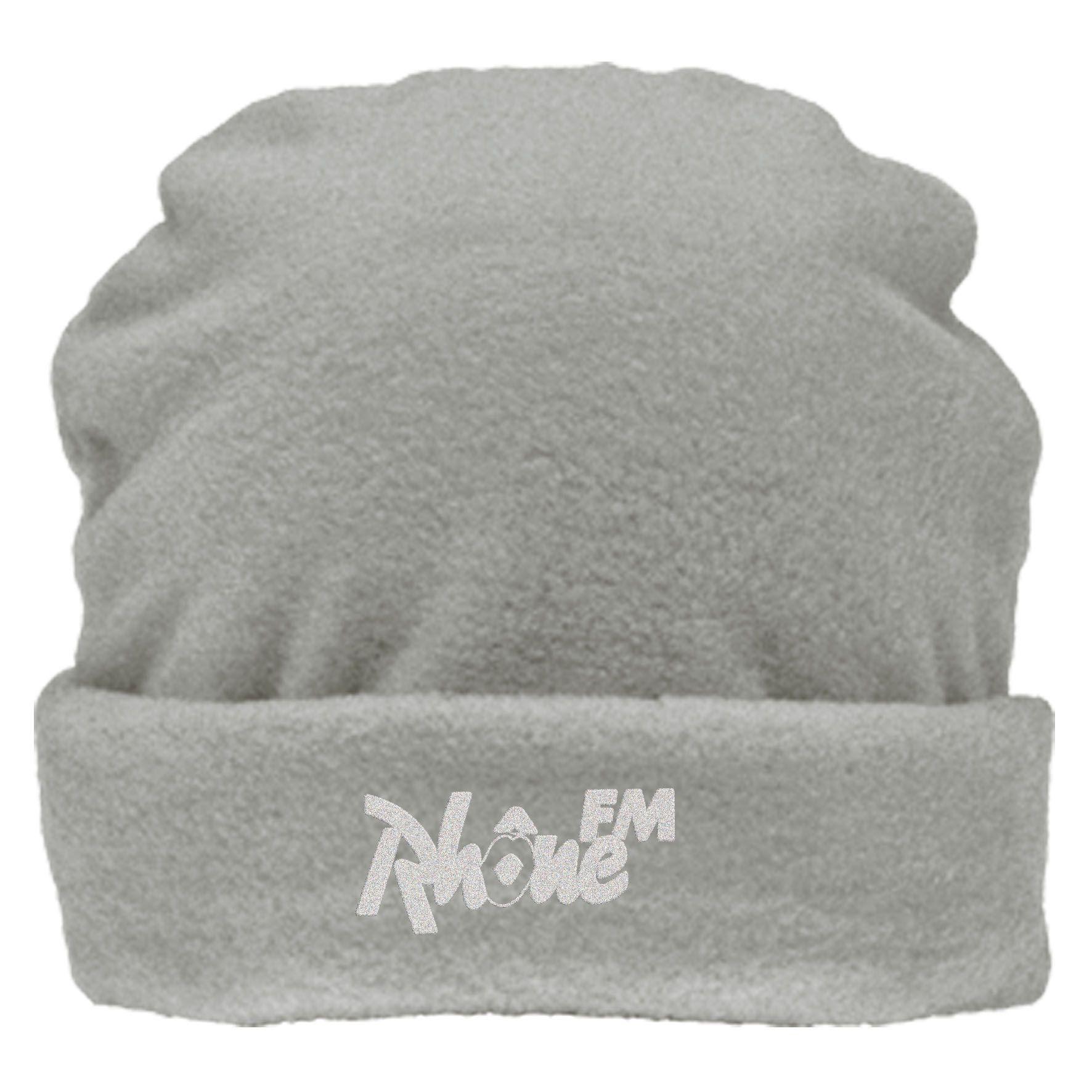 Bonnet publicitaire polaire M - Cadeau d'entreprise hiver