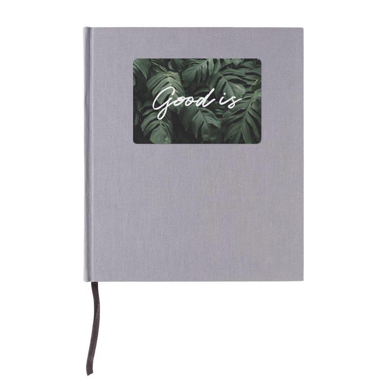 Carnet de notes personnalisé Deluxe 210 x 240 mm