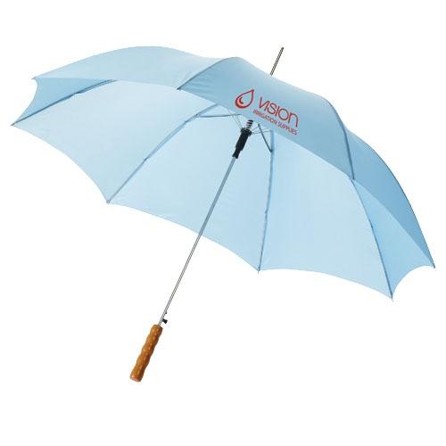Parapluie personnalisable Elmer - objet publicitaire - bleu ciel