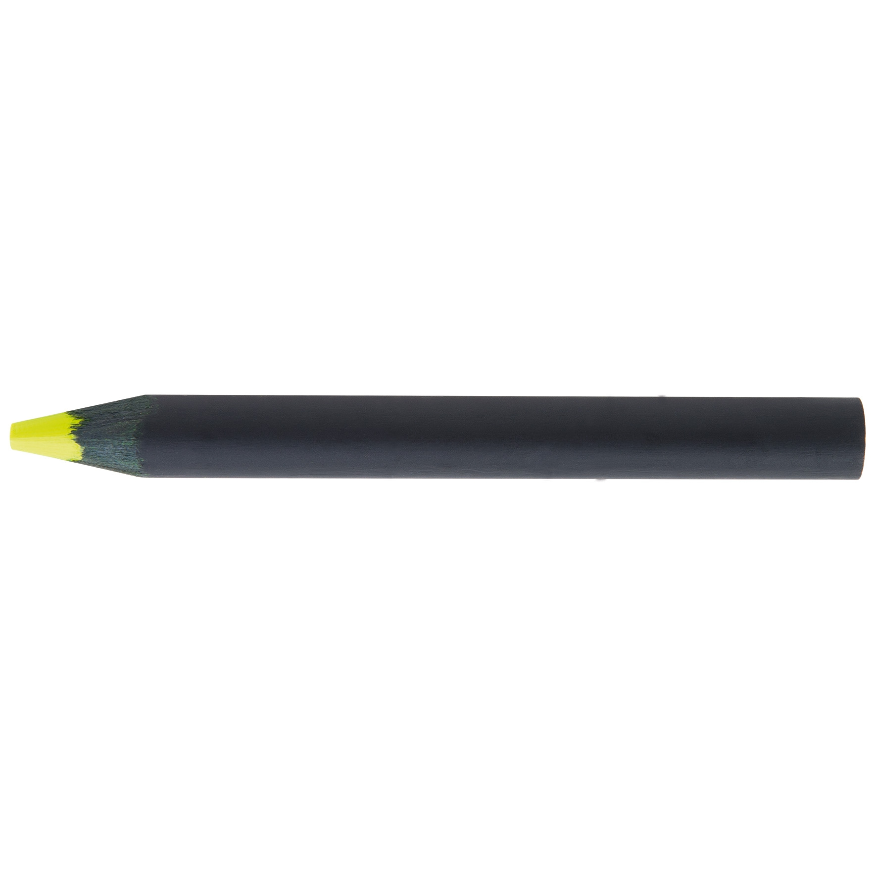 Goodies écologique- surligneur publicitaire fluo bleu black L 8,7