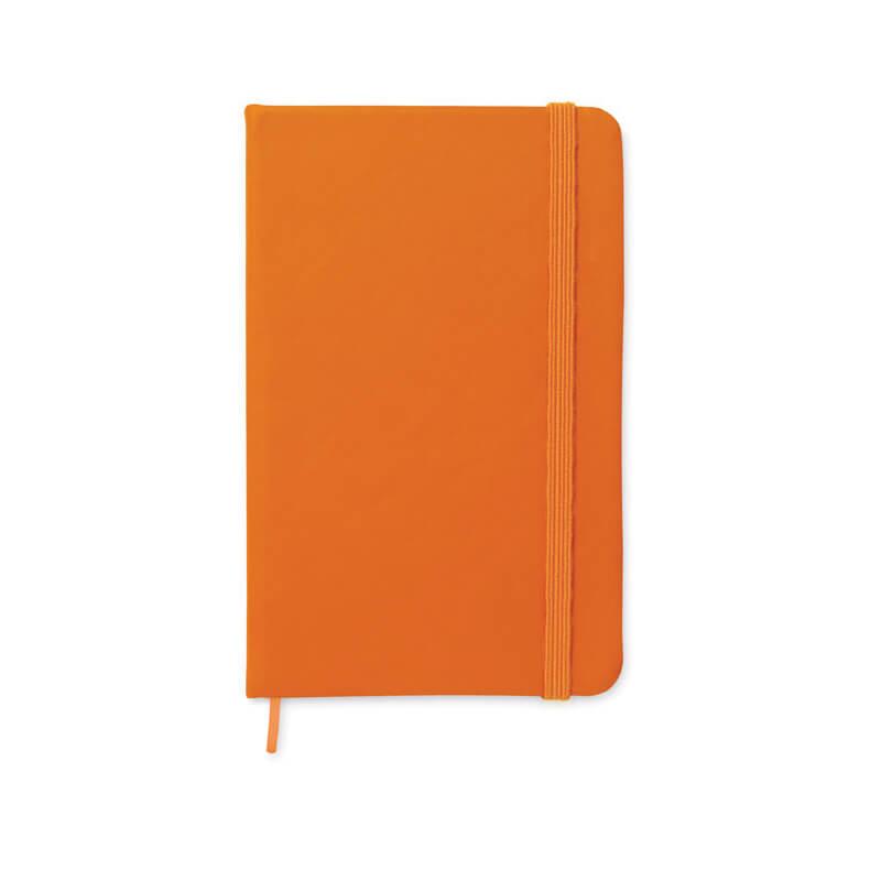 Carnet A6 personnalisable 96 pages lignées Notelux