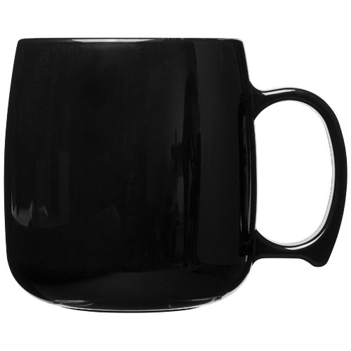 Mug personnalisé Classic 300 ml - Mug publicitaire noir