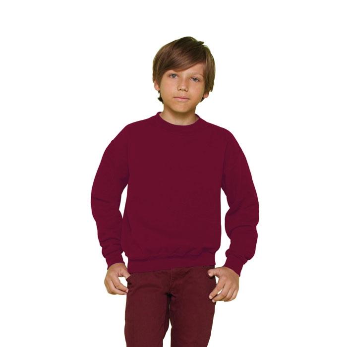 Sweat-shirt publicitaire enfant Youth 255/270g - Textile personnalisé