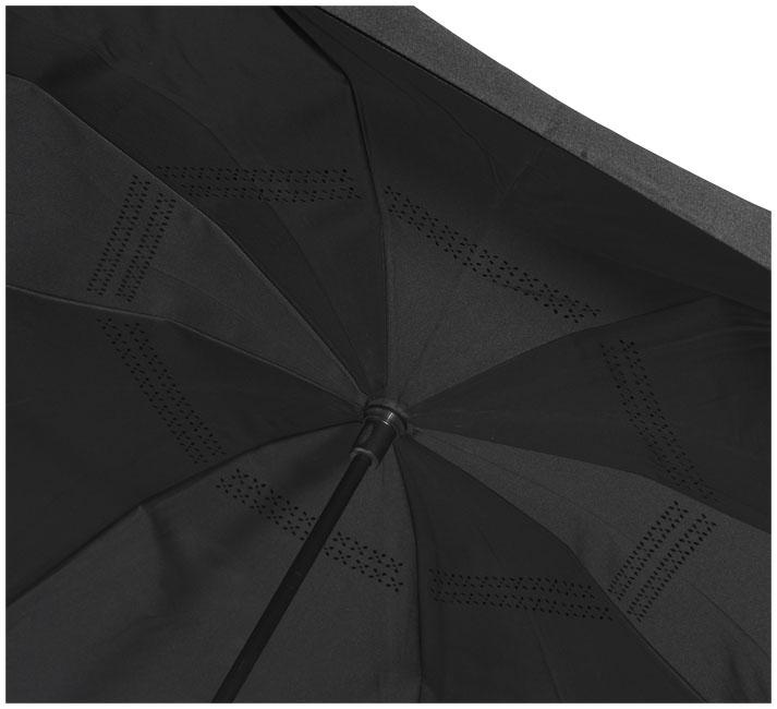 """Parapluie publicitaire réversible 23"""" Lima - parapluie personnalisable"""