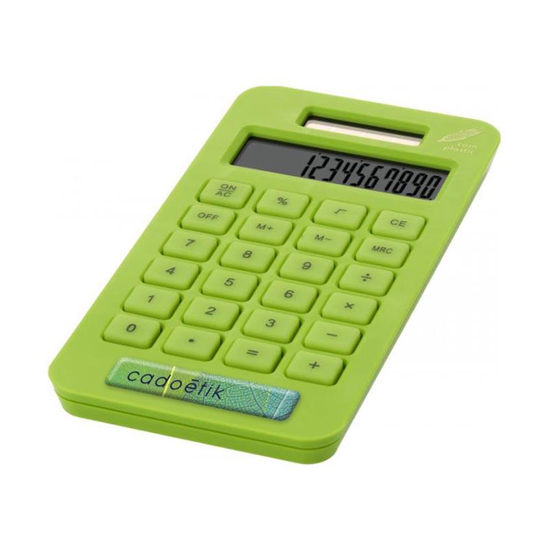 Calculatrice de poche publicitaire Summa