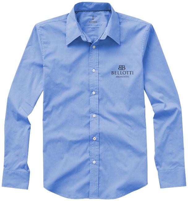 Chemise personnalisable Hamilton - chemise publicitaire