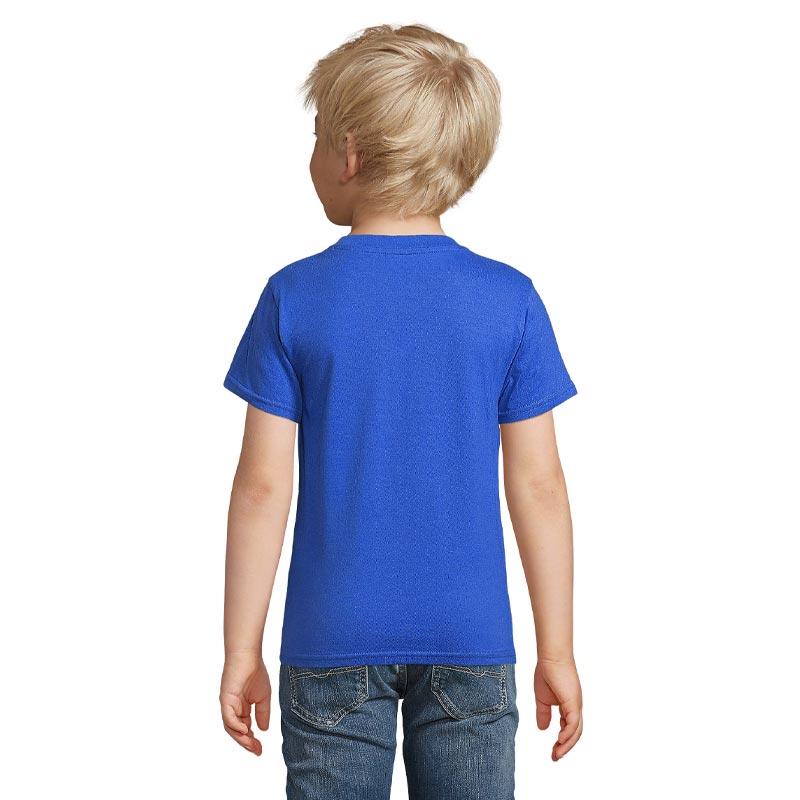 t-shirt publicitaire en coton bio Crusader