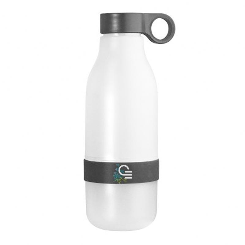 Bouteille publicitaire presse-agrumes et infuseur 500 ml Vitam-In