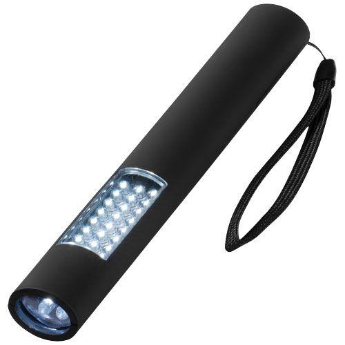 Cadeau publicitaire - Lampe torche publicitaire à personnaliser magnétique 28 LED Extra