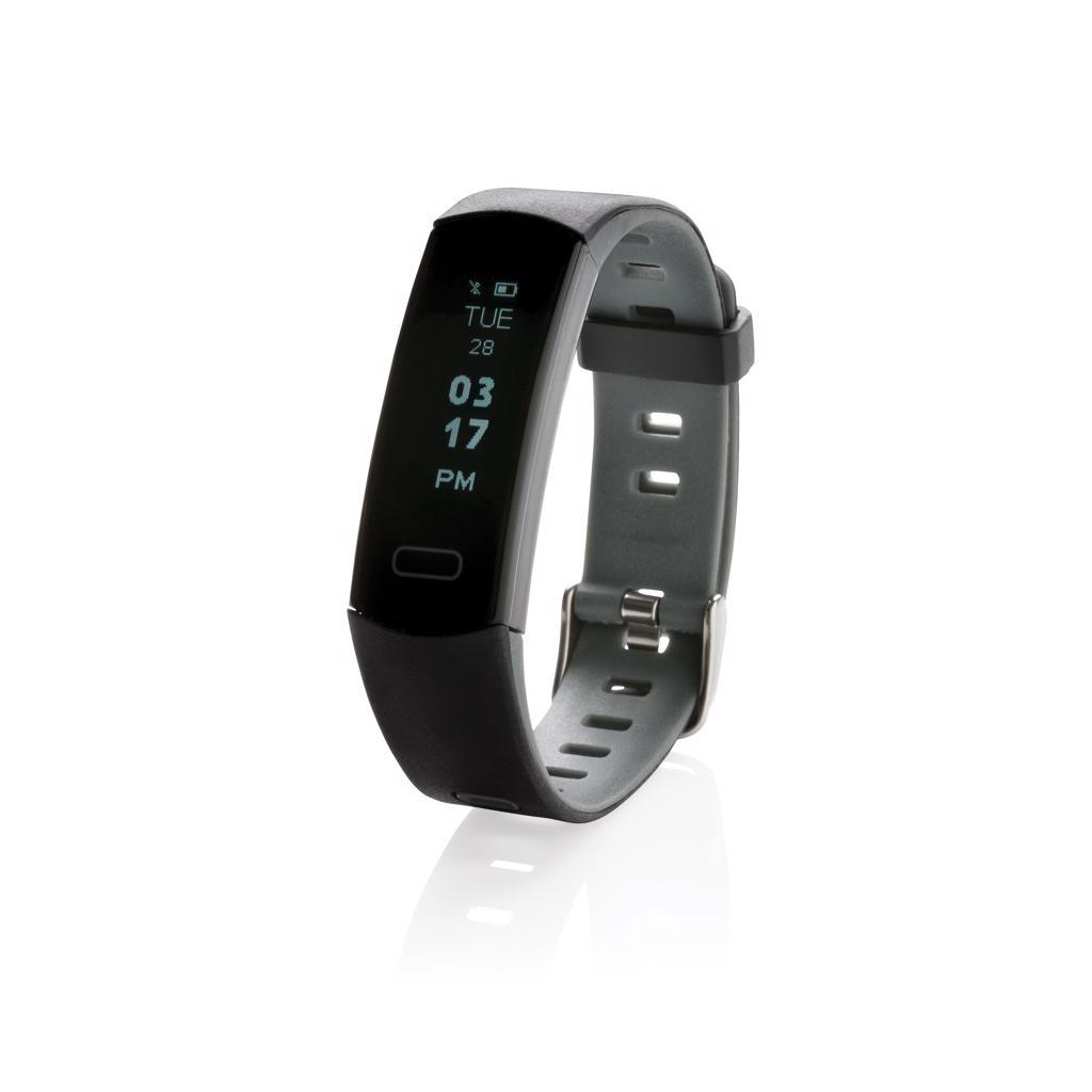 Bracelet connecté publicitaire Move Fit - cadeau d'entreprise