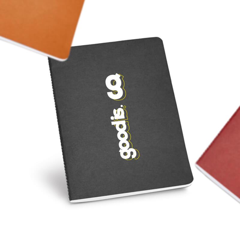 Carnets publicitaires A5 Fall - Cadeaux d'entreprise