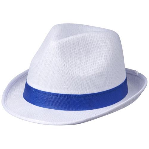 Cheapeux publicitaire - chapeau personnalisable polyester Trilby