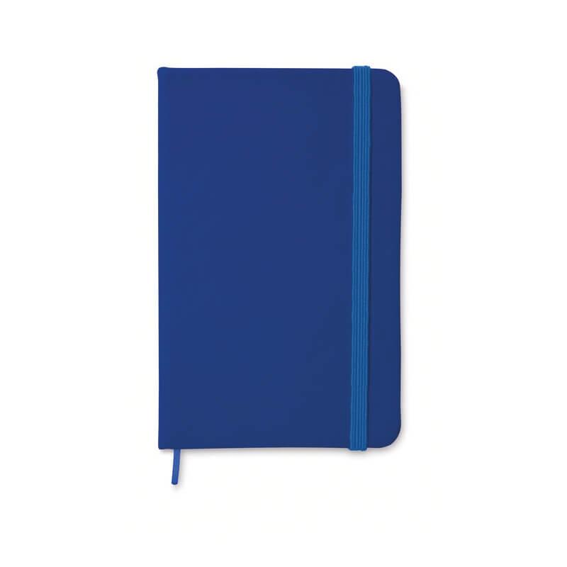 Carnet A6 personnalisé 96 pages lignées Notelux