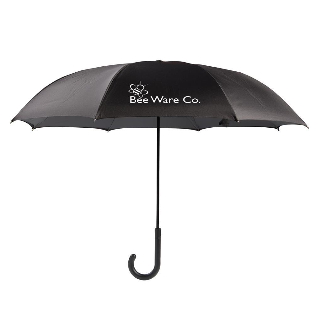 Parapluie personnalisable réversible Swag - Cadeau publicitaire