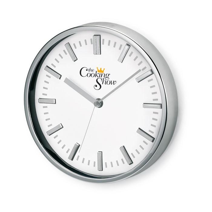 Horloge murale personnalisable Cosy - Cadeau promotionnel