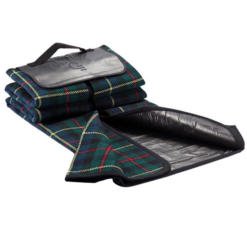 Couverture pique-nique publicitaire écossaise Brave - Goodies outdoor