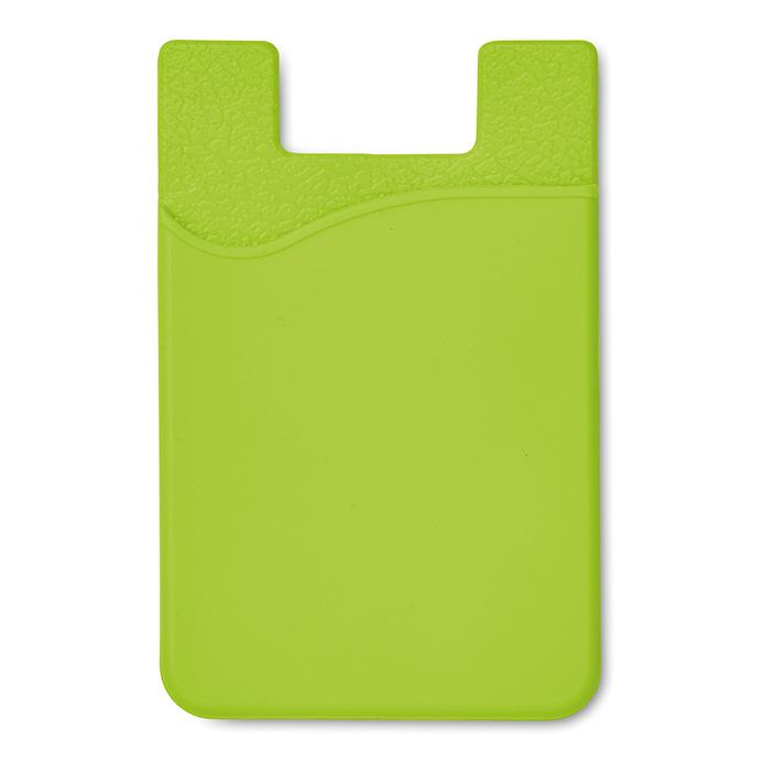 Porte-cartes publicitaire Silicard - Cadeau d'entreprise