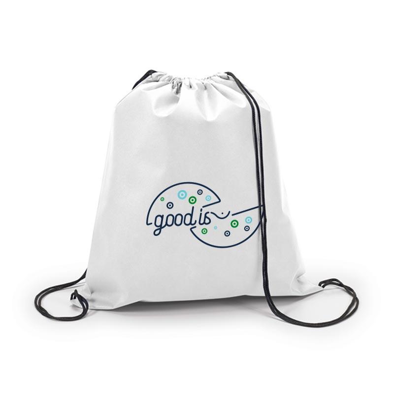 Gym bag personnalisable Ecolory