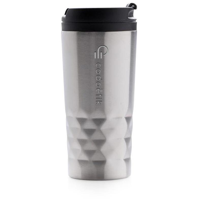 Mug personnalisé géométrique Plick - objet publicitaire