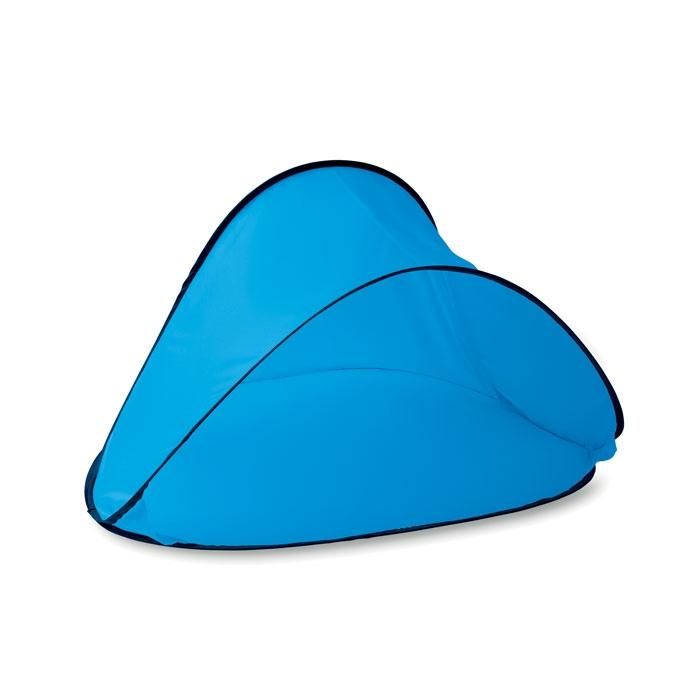 Parasol tente publicitaire Shelty blanc
