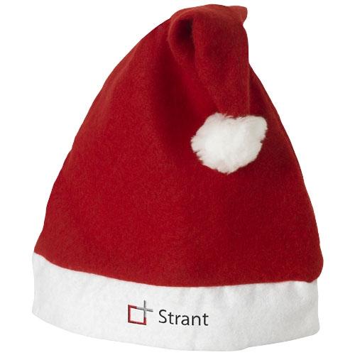 Bonnet personnalisable Drobak noir - cadeau d'entreprise pour Noël