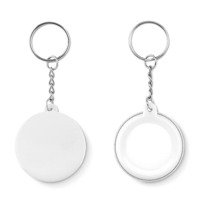 Goodies-salons - Porte-clés personnalisé Pin Key