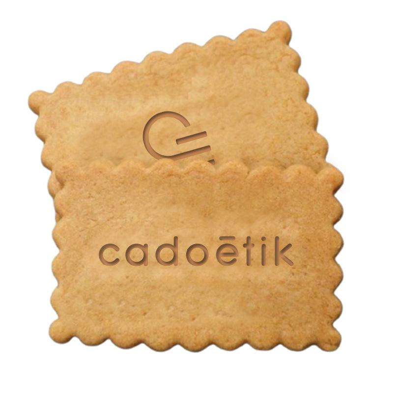 Sachet de 2 biscuits personnalisés Shanty Biscuits - Goodies gourmand