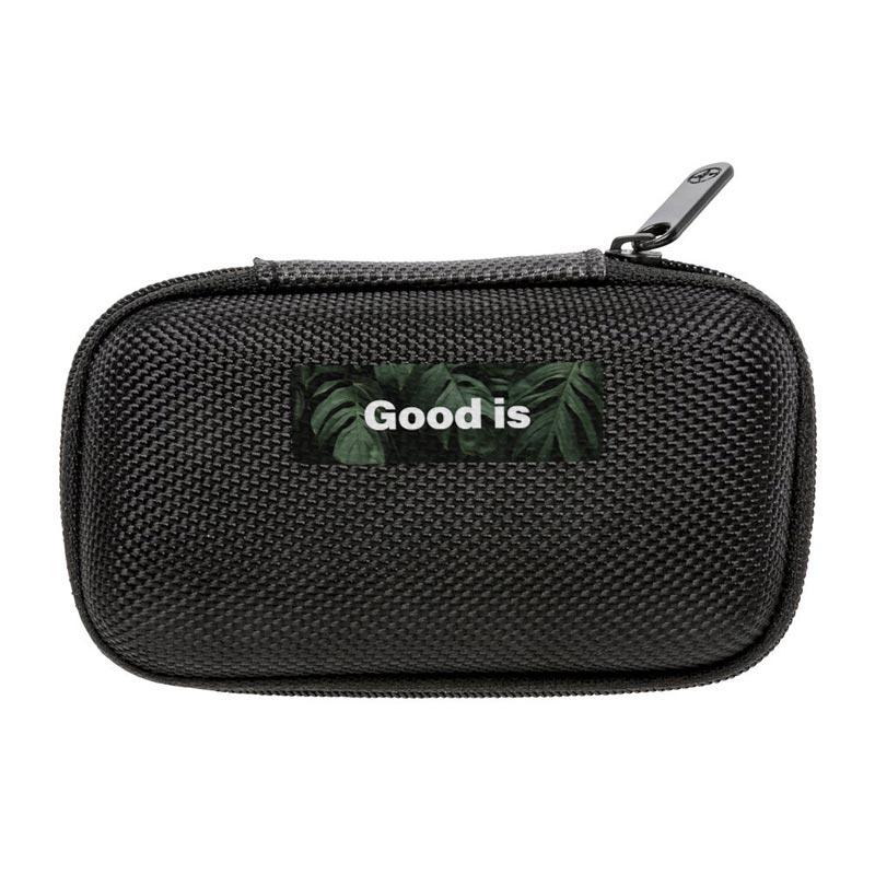 Écouteurs personnalisables sans fil Swiss Peak - Goodies high-tech