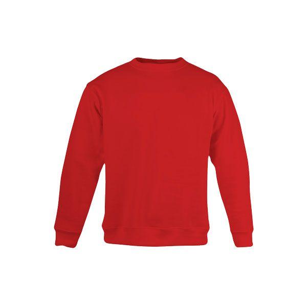 Sweat-shirt publicitaire unisexe col rond Delta - vert