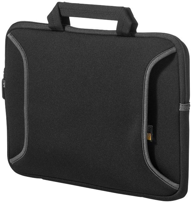 """Housse publicitaire pour ordinateur portable 12.1"""" Pitch - cadeau publicitaire"""