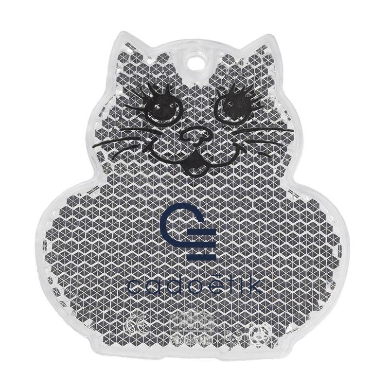 Goodies - Réflecteur publicitaire chat