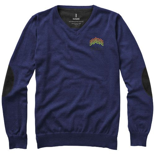 Pullover à personnaliser bleu marine