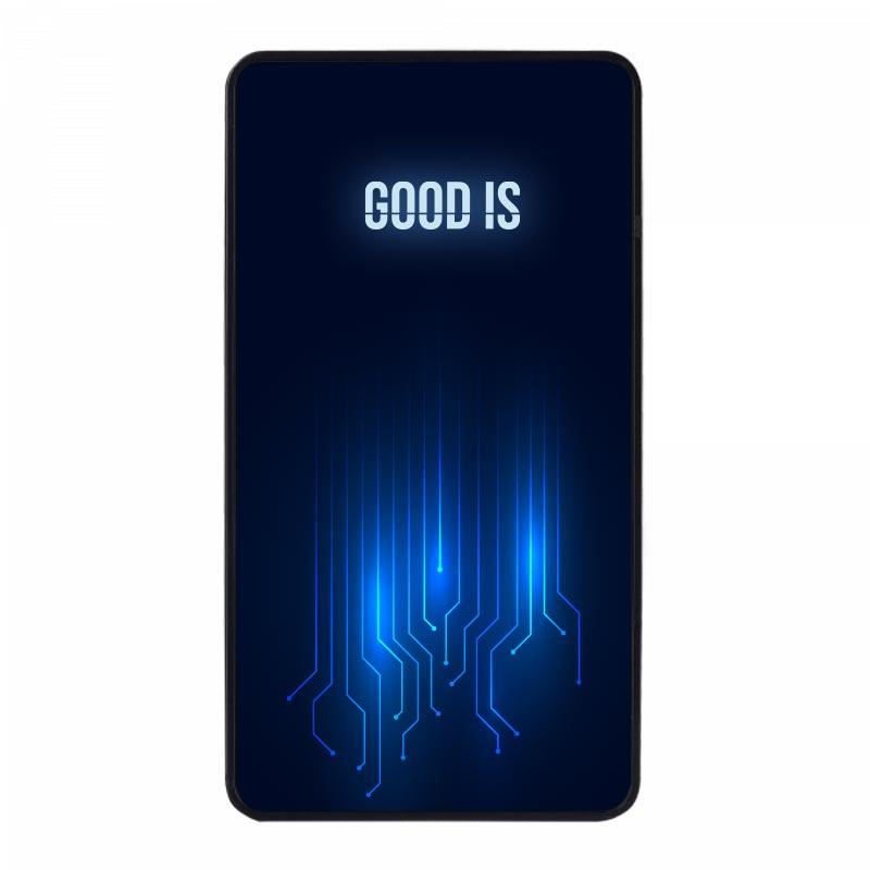 Batterie de secours publicitaire Prolight avec marquage logo lumineux