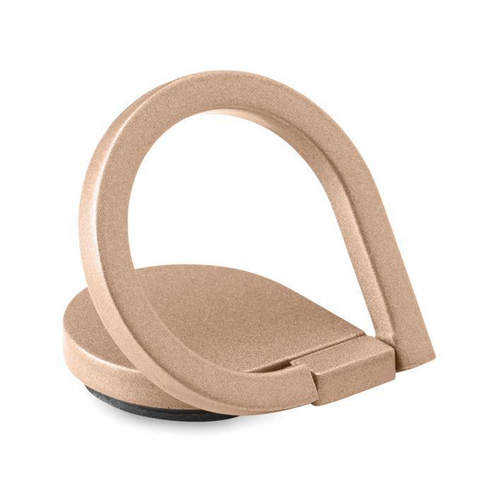 cadeau publicitaire - Support de téléphone publicitaire Drop Ring