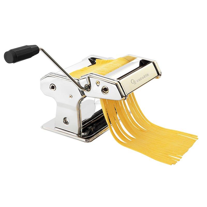 Machine à ravioli publicitaire et spaghetti Bari