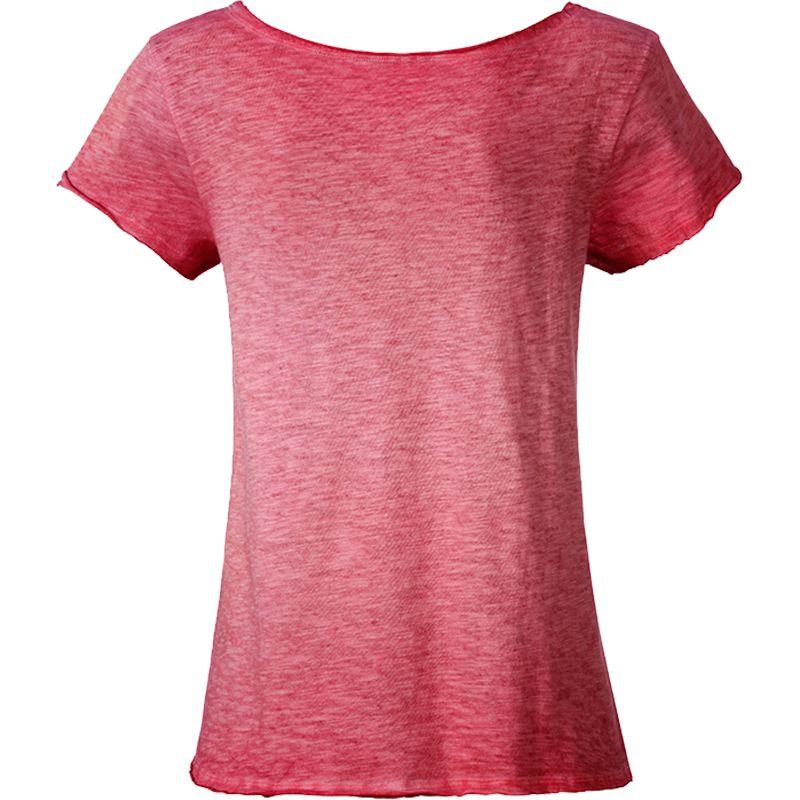 T-shirt bio personnalisé Femme Vicky - Textile publicitaire