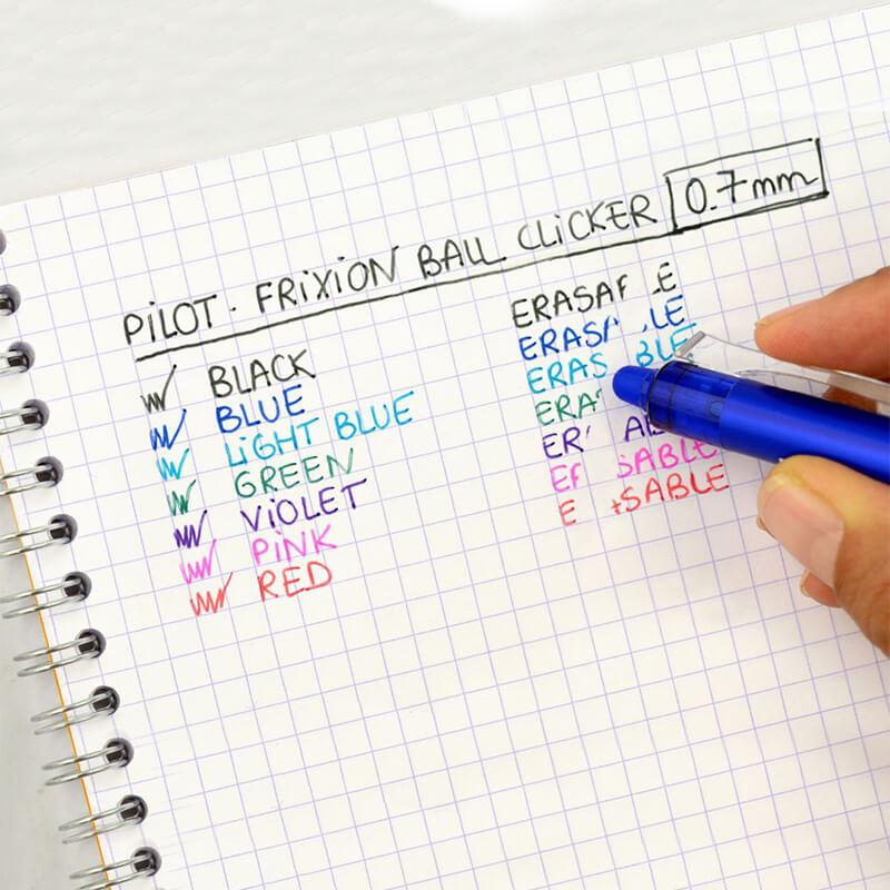 Stylo Pilot® Frixion clicker