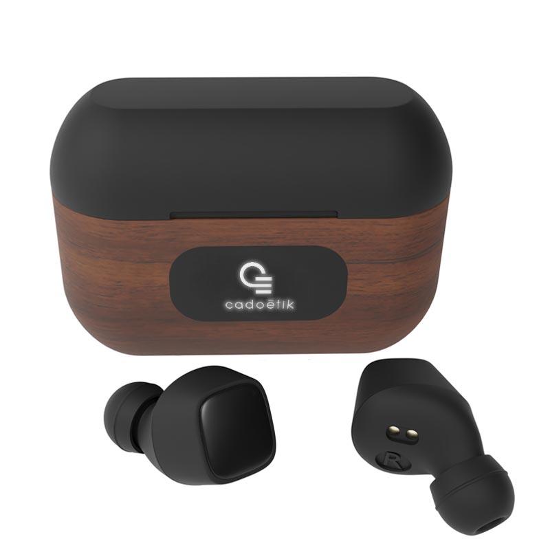 Écouteurs sans fil publicitaires éco Freedom