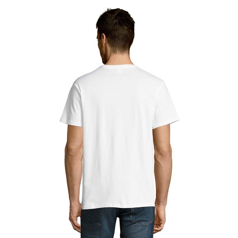 T-shirt porté vue de dos Victory