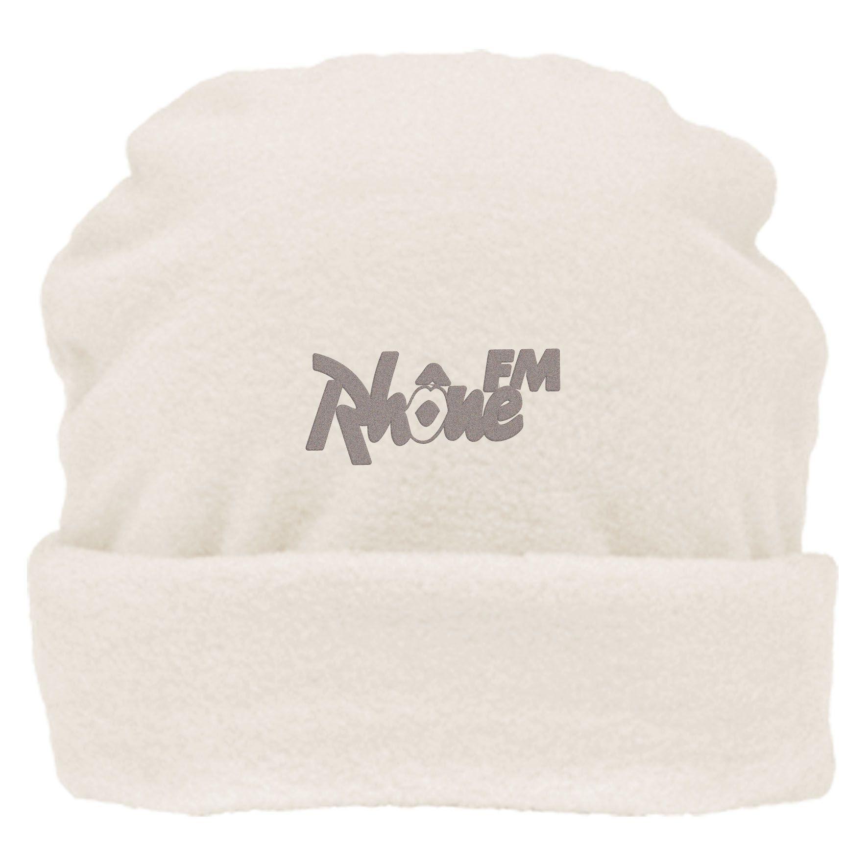 Bonnet publicitaire polaire M - Cadeau publicitaire hiver