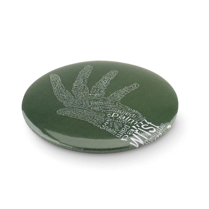 Goodies - Badge personnalisé miroir Mirror