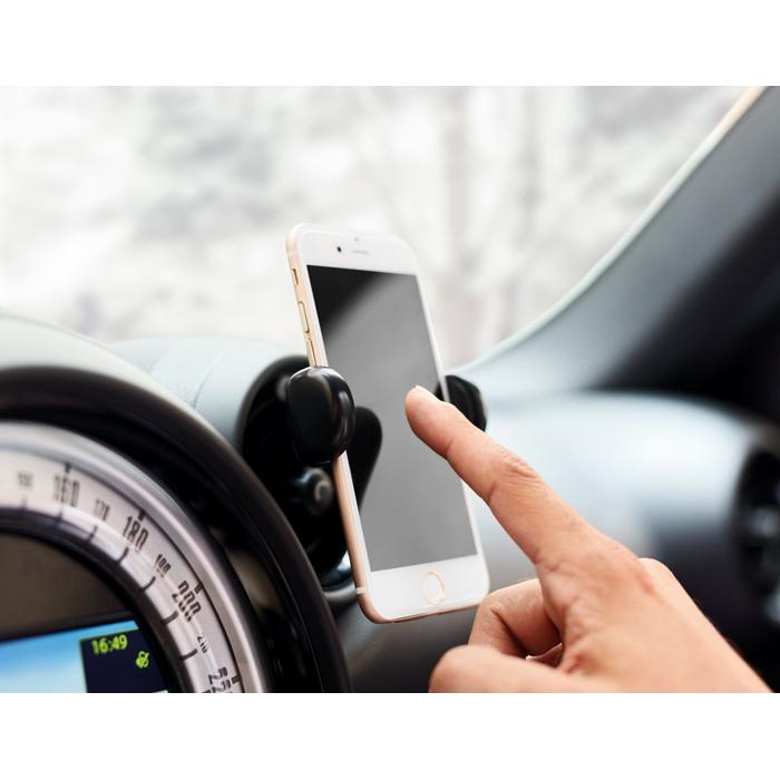 Objet publicitaire voiture - Support de téléphone pour voiture Flexi