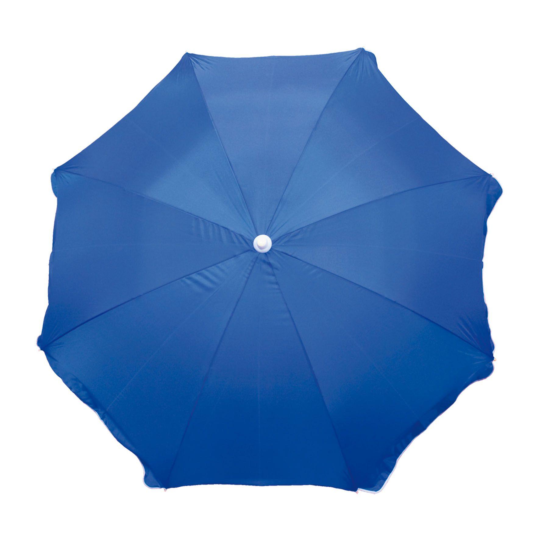 Cadeau publicitaire - Parasol publicitaire Plein Soleil - jaune