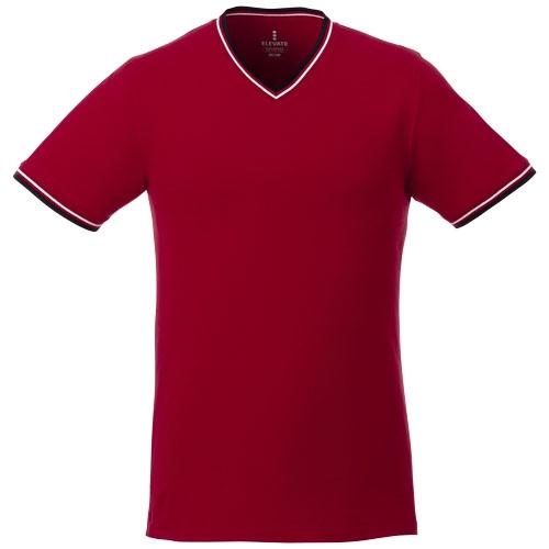 T-shirt coton gris publicitaire - T-shirt personnalisable pour homme