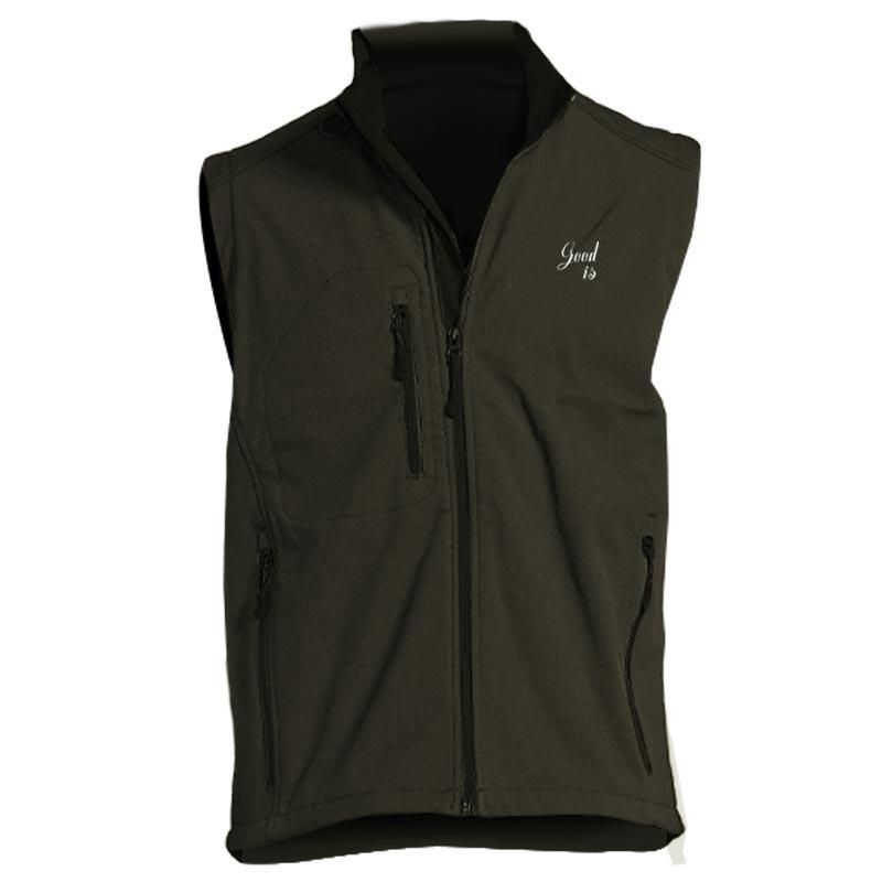 veste softshell personnalisée sans manches Rallye - Goodies
