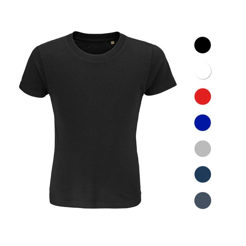 T-shirt publicitaire enfant Crusader nombreux coloris