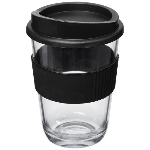 Gobelet personnalisable Americano® Cortado 300 ml avec bandeau antidérapant
