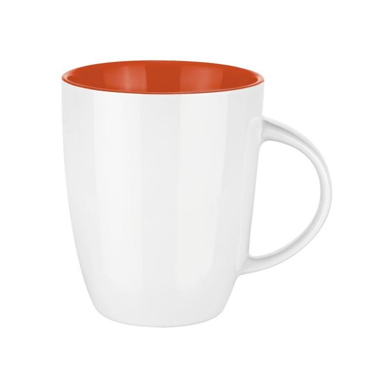 Mug publicitaire Senator® Elite inside - orange